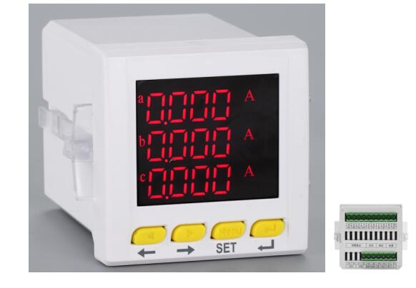 ZJGY900 LED multi-function meter