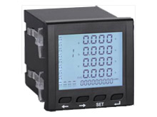 ZJGY901 LCD multi-function meter
